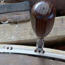 My lovely Pfeil 12mm chisel