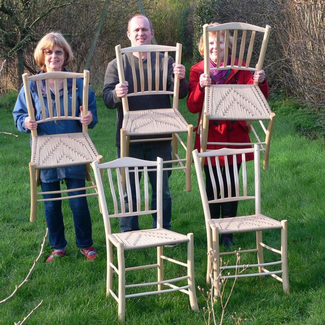 Collecting chairs 6-10